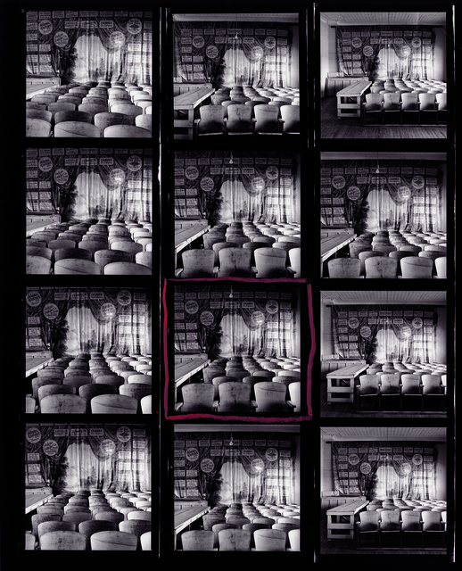 , 'Oatmeal Contact Sheet,' , Catherine Couturier Gallery