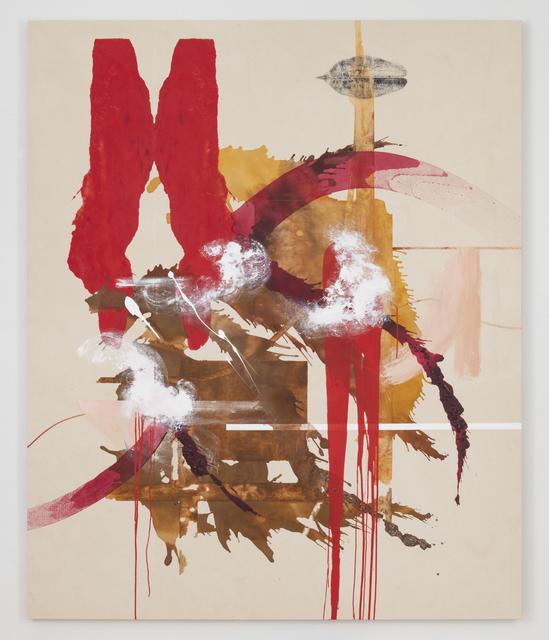 , 'Crucifixal Clef,' 2019, Pilar Corrias Gallery
