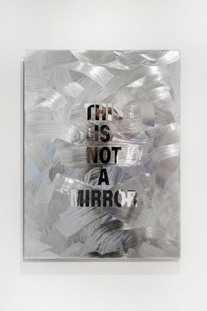 Emo de Medeiros, 'This is Not a Mirror', 2018, 50 Golborne