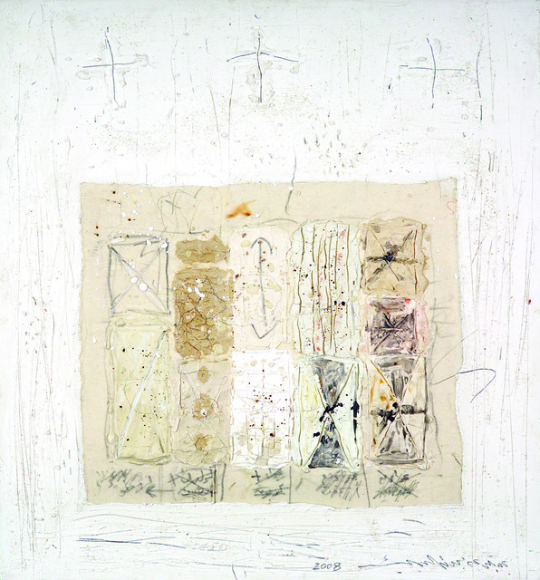 , 'White Wall,' 2008, Ayyam Gallery