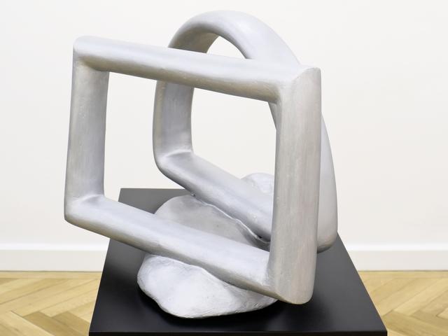 , 'Ohne Titel (Halbbogen mit Rechteck),' 1973, Galerie Elisabeth & Klaus Thoman