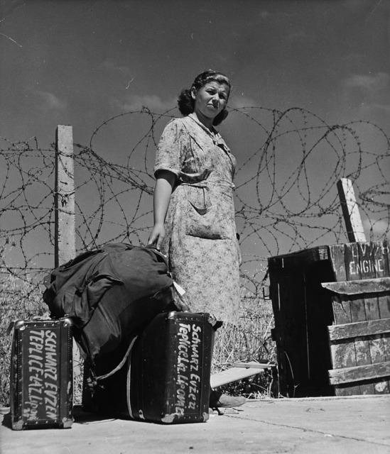 Robert Capa, 'Israel, Schwarz Evzen', 1948-1950, Il Ponte