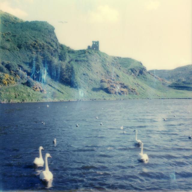 Julia Beyer, 'St. Margret's Loch (Caledonia)', 2018, Photography, Digital C-Print, based on a Polaroid, Instantdreams