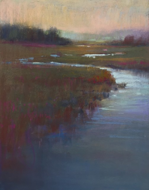 , 'Winding Wetland,' 2018, 530 Burns Gallery