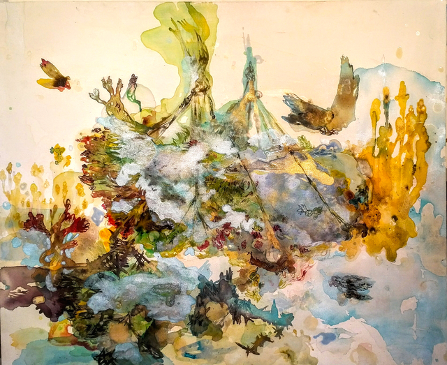 , 'Fertile Ground,' 2018, Deborah Colton Gallery