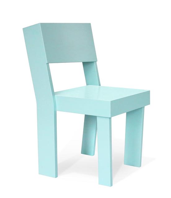 , 'Kids Chair ,' 2016, kinder MODERN