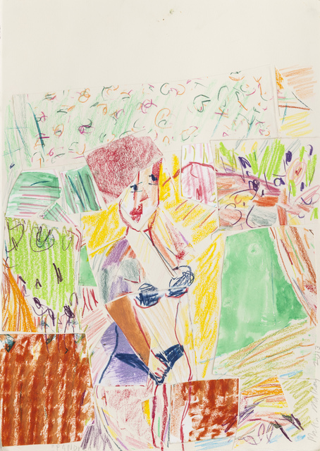 , 'Pandora,' 2013, JGM Gallery
