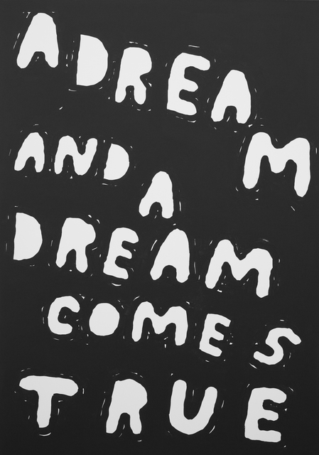 , 'A Dream and a Dream Comes True,' 2017, Ruttkowski;68