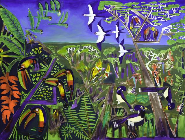 , 'El amor en las aves de Misiones,' 2011, Hache Gallery