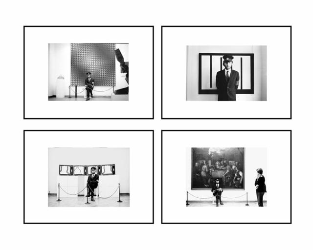, 'Art Guard,' 1976, P74 Gallery