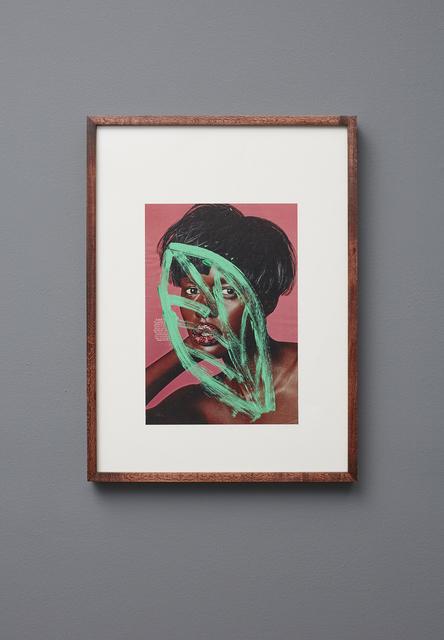 Grace Ndiritu, 'Post-Hippie Pop-Abstraction Drawing #2', 2015-2018, Inda Gallery