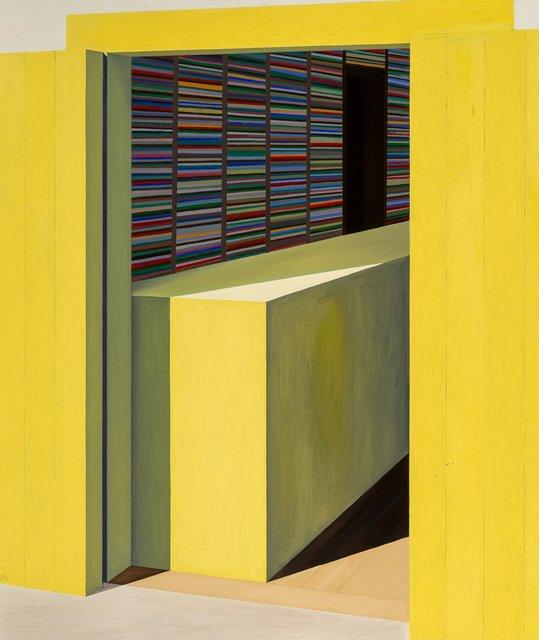Emilio Sanchez, 'Yellow Store', Heritage Auctions