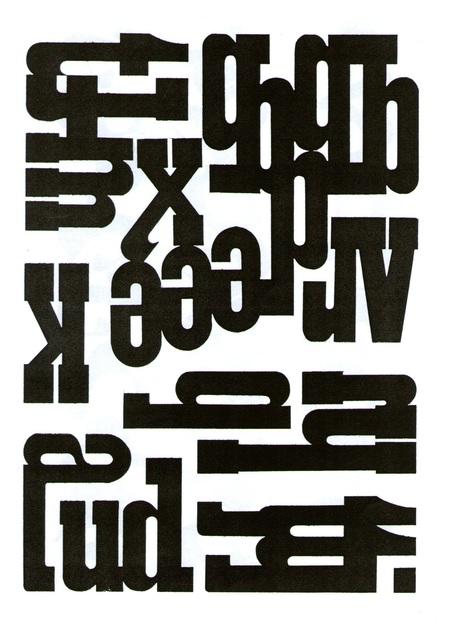 , 'Texto VIII 68,' 1984, WALDEN