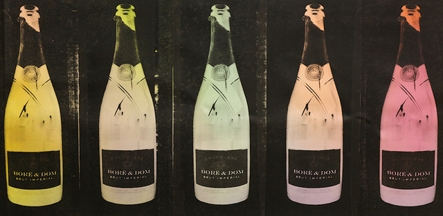 , 'The Only Pain is Champagne (Multiple),' 2012, Imitate Modern