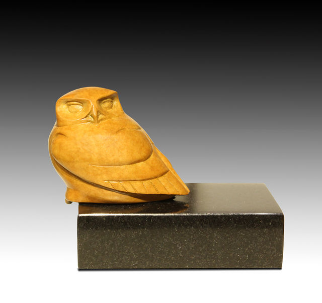 , 'Little Owl,' , Mark White Fine Art