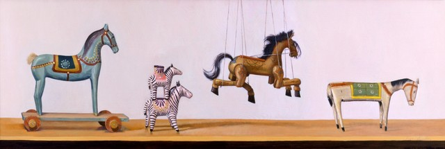 , 'Horse of a Different Color,' , Denise Bibro Fine Art