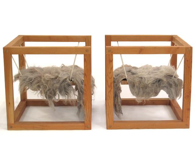 RO/LU, 'Primarily / Primary (After Carol Bove, Scott Burton & Sol Le Witt)', 2011, Patrick Parrish Gallery
