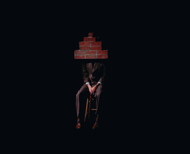 , 'I Saw Him Sitting There,' 2006, ELLEPHANT