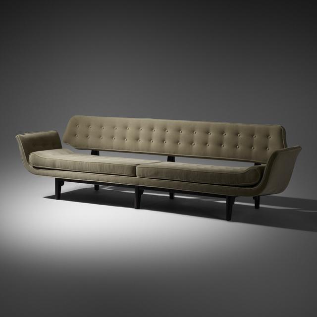Edward Wormley, 'La Gondola Sofa, Model 5719', 1957, Wright