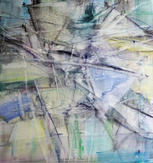 , 'Katsura,' 2016, Galerie Andreas Binder