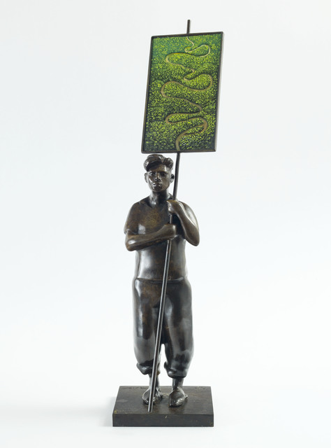 , 'Amazon River,' 2019, Beatriz Esguerra Art