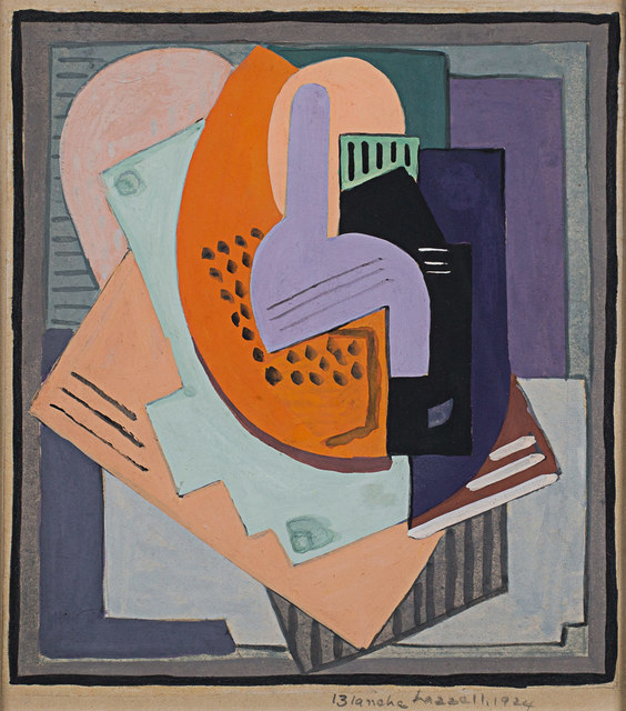 , 'Abstract Composition,' 1924, Rosenberg & Co.