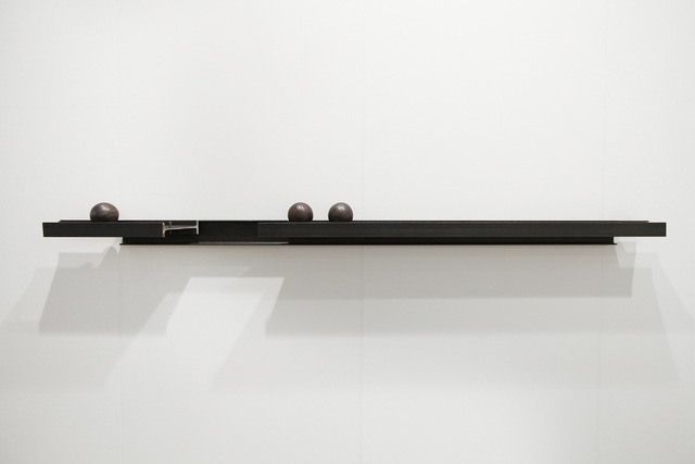 , 'horizontal,' 2003, Artesilva