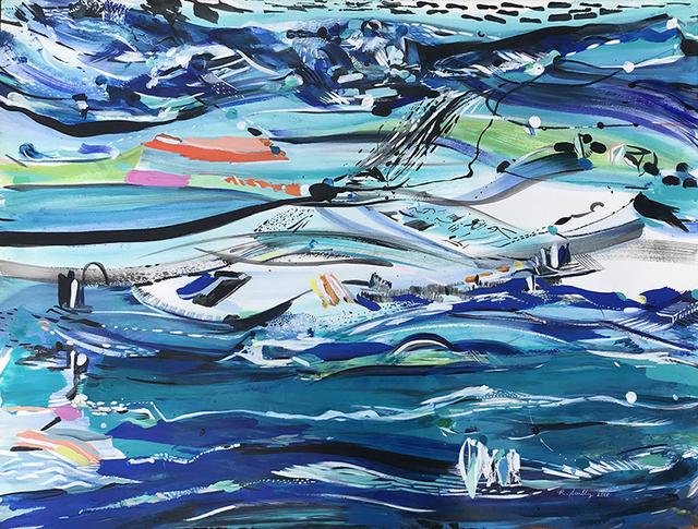 , 'Inner Journey 12,' 2018, C24 Gallery