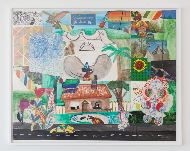 , 'Untitled #3,' 2010, Reyes Projects