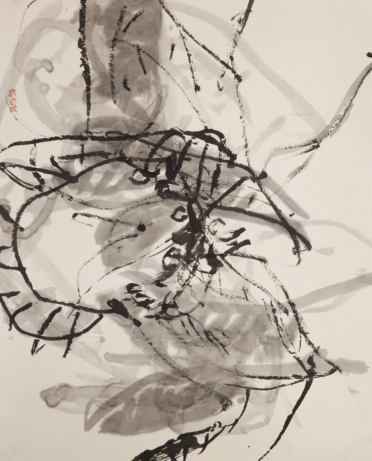 East Asian Ink And Wash Painting Artsy