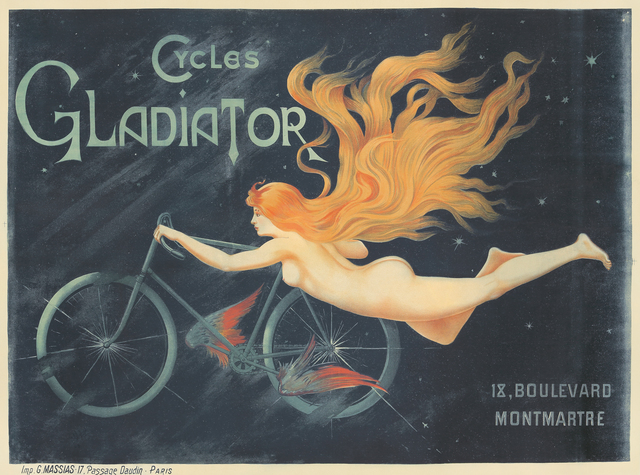 , 'Cycles Gladiator.,' ca. 1895, Rennert's Gallery