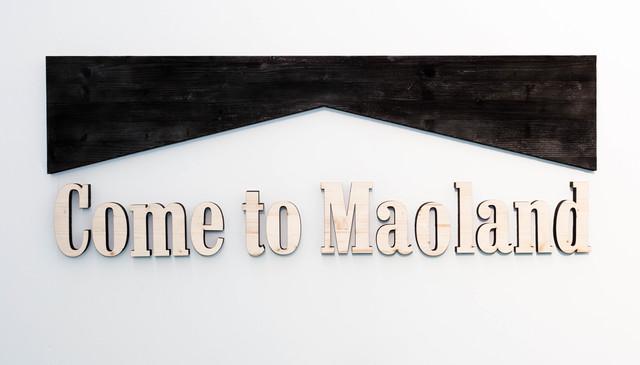 , 'Come to Maoland,' 2015, Grieder Contemporary