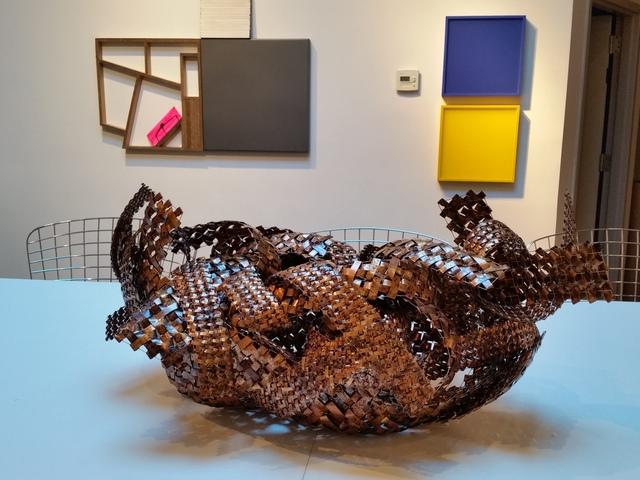 , 'Big Baroque Boat Basket,' 2013, Michael Warren Contemporary