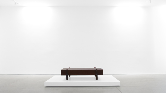, 'Eleh Bench for Arcos,' ca. 1965, Peter Blake Gallery