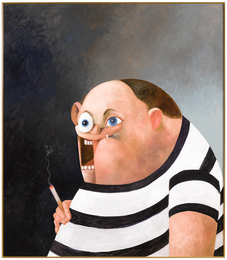 George Condo, 'Big John,' 2006, Sotheby's: Contemporary Art Day Auction