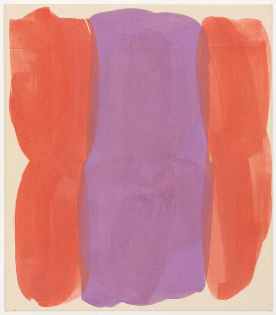 , 'earlybird,' 2017, Galerie Guido W. Baudach