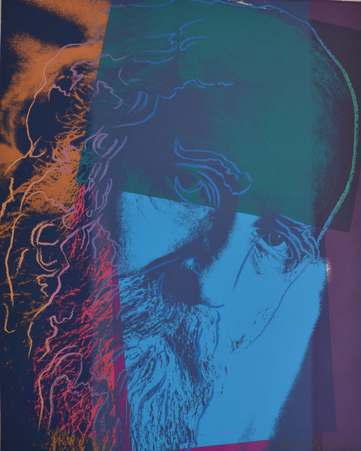 Andy Warhol, 'Martin Buber (FS II.228) Trial Proof', 1980, Revolver Gallery