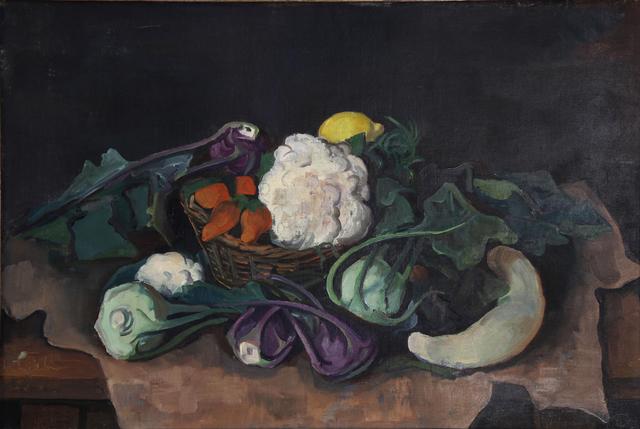 , 'Gemüsestillleben.,' 1943, Henze + Ketterer