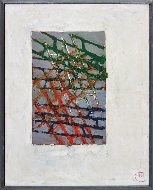 , 'Gitterbild,' 1999, Galerie Knoell, Basel