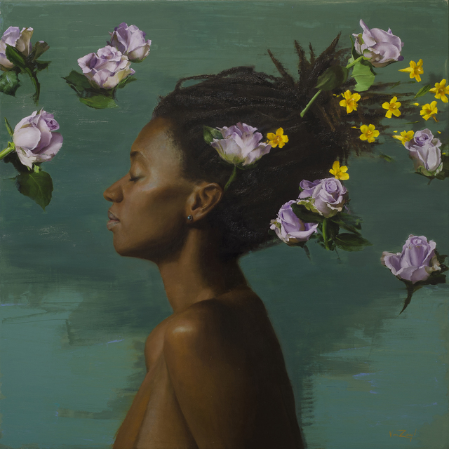 , 'Silverstone Yellow Jasmine,' 2016, Gallery Victor Armendariz