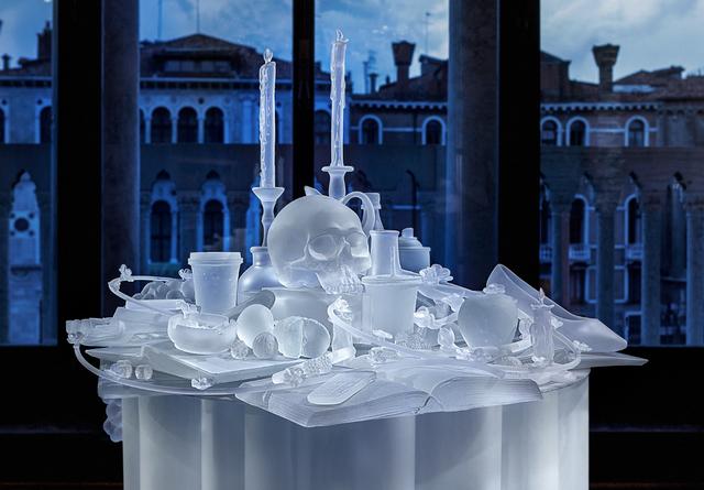 , 'The Frozen Vanitas,' 2015, Fondazione Berengo
