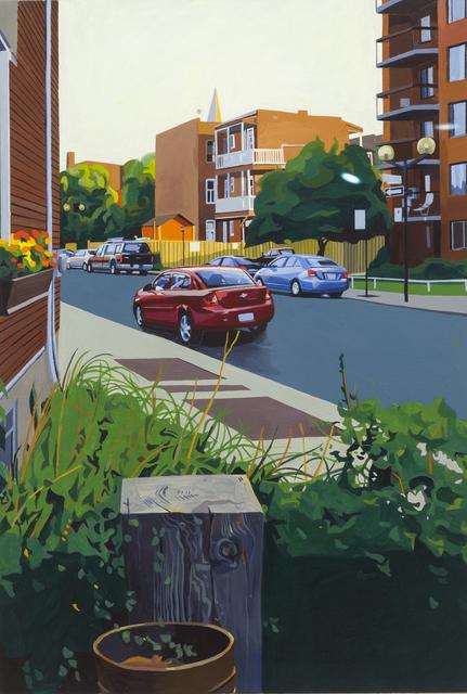 , 'Briand St,' 2013, Galerie Roger Bellemare et Christian Lambert