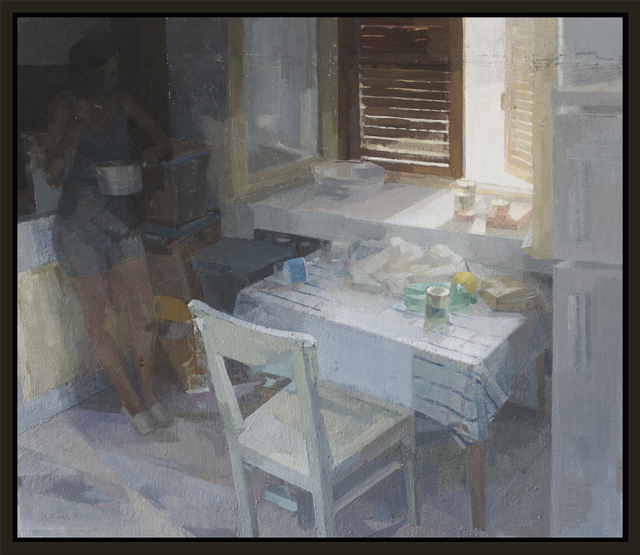 , 'Civita Kitchen,' 2016, ARCADIA CONTEMPORARY