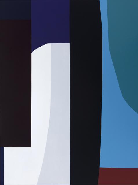 , 'Thoroughfare,' 2017, Barnard