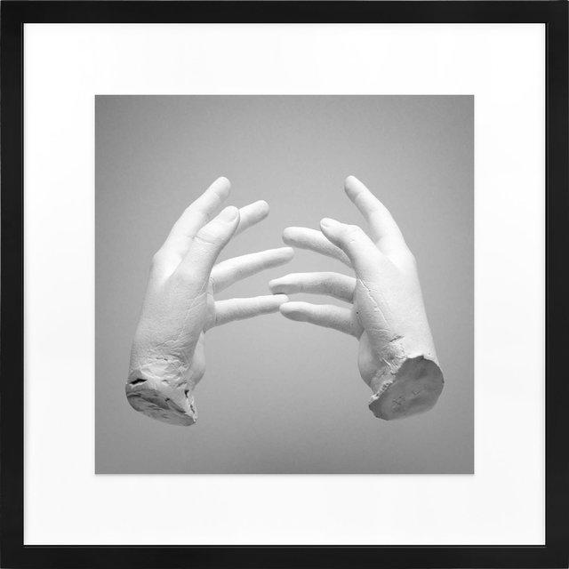 , 'Hand 2,' 2017, TWYLA