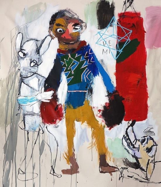 , 'Solo en ti navego,' 2017, Galerie Heike Strelow