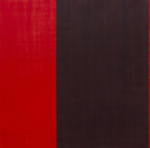 , 'Proporción áurea (Blue / Red~Orange),' 2019, Dot Fiftyone Gallery