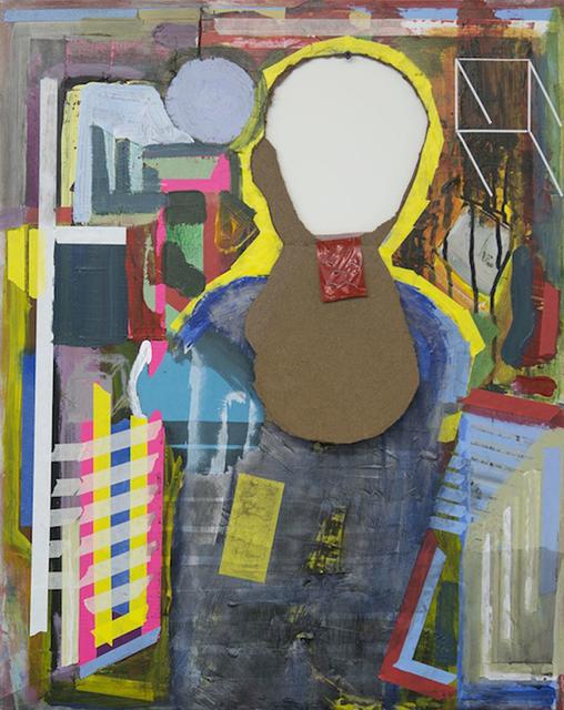 Ibrahim Abusitta, 'High Hopes', 2015, Robert Kananaj Gallery