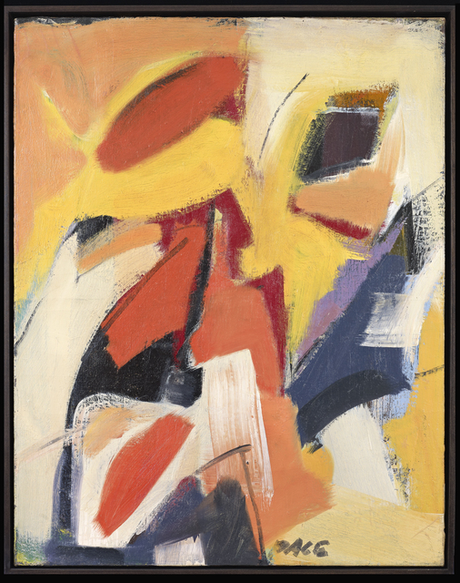 , 'Untitled (51-90),' 1951, Berry Campbell Gallery