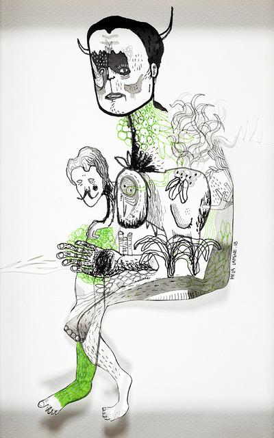 , 'Famille décomposée,' 2018, AGorgi Contemporary Art Gallery